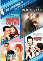 4 Film Favorites: Romantic Comedy (DVD, 2007, 2-Disc Set, Canadian French) VG