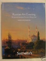Sotheby's Russian Art Evening 24 Nov 2008