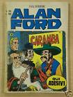 ALAN FORD n° 129 con ADESIVI -originale - 1980