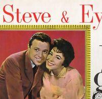 Steve & Eydie - 'We Got Us', 1963 UK WRC Mono LP. Ex!