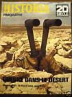 HISTORIA MAGAZINE N°161 GUERRE DANS LE DESERT 24/12/70