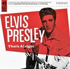 ELVIS PRESLEY - THAT'S ALRIGHT (NEW CD)