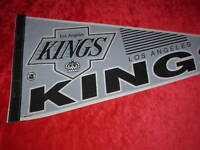 Vintage Los Angeles Kings Hockey Pennant