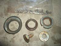 STEERING BEARINGS 1972 72 SUZUKI RV90 RV 90 ROVER