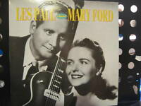 LES PAUL Mary Ford THE BEST OF...Capitol