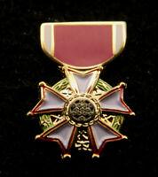 LEGION OF MERIT MEDAL PIN US ARMY NAVY AIR FORCE MARINE