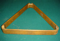 Antique double jointed pool ball rack  30255