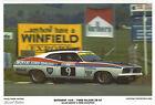 PRINT - Allan Moffat Ford XB GT #9 Bathurst 1976