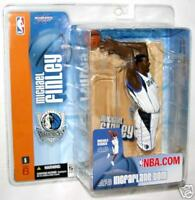 MCFARLANE NBA 6 BASKETBALL MICHAEL FINLEY DALLAS MAVERICKS ACTION FIGURE
