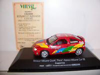 RENAULT MEGANE COUPE CUP 1998 #26 1/43 ONYX XCL99021 voiture miniature collectio