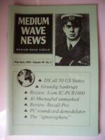 Medium Wave News Magazine, 10 issues volume 49 complete