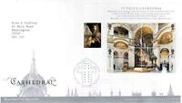 2008 GB Cathedrals First Day Cover Tallents House PMK D8