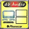 Phonocar 3/600 Kit di Fissaggio Autoradio 2DIN Opel Astra H Plancia Telaio Radio