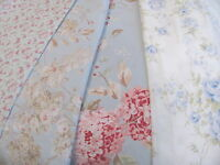 """7 """" LAMP SHADE CHOiCE Of Rachel Ashwell FABRIC Shabby Chic ROSE FLORAL Lampshade"""