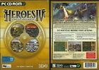 HEROES OF MIGHT AND MAGIC IV SUITE DE LA MYTHIQUE SAGA NOUVEAU MOTEUR 3D 2002