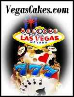 Vegas Cakes.com Party Reception Food Catering Cake Business Online URL Domain