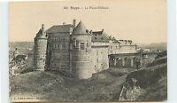 76-DIEPPE-Le vieux chateau