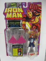 Iron Man Spider-Woman Marvel Action Hour Figure NEW MOC MISB SEALED TOY BIZ 1994