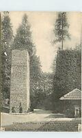 88-EPINAL-Piliers du pont-levis du chateau