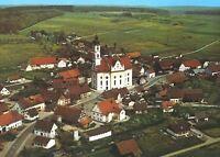 AK, Bad Schussenried,  Wallfahrtskirche Steinhausen