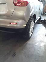 Genuine Nissan Juke Mud Flaps Front & Rear
