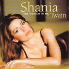 SHANIA TWAIN - THE WOMAN IN ME (CD)