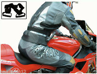 Motorcycle Pillion Grippers Adjustable Passenger Grips Grippers - Love Handles