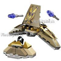 Lego Alien Speeder Craft & Turret ( No Minifigure No Box) from 6865 NEW