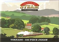 CLASSIC STEAM COLLECTION TORNADO - 500 PIECE JIGSAW PUZZLE