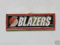 Portland Trailblazers NBA Logo Lapel Pin