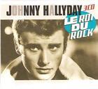JOHNNY HALLYDAY LE ROI DU ROCK - 3 CD BOX SET