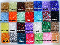 4.5mm 1000 ACRYLIC TABLE DIAMONDS SCATTER CRYSTALS IN 27+ COLOURS