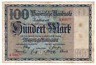 GERMANY Allemagne Billet 100 MARK 1922 BAYERISCHE Bavaria Notgeld BON ETAT