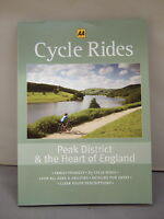 Cycle Rides - AA - Peak District & the Heart of England - Illustrated 2010