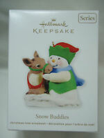 2011 Hallmark Keepsake Ornament Snow Buddies #14 in Series