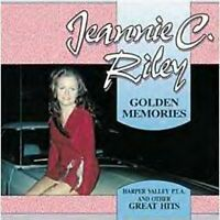 Jeannie C. Riley Golden Memories (Harper Valley and other Great Hits)  RAR!