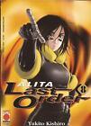 MANGA - Alita Last Order - N° 8 - Alita collection 19 - Planet Manga - USATO