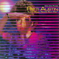 """33 giri PATTI AUSTIN- Every Home Should Have One (GER1981 QWK 56931) 12"""" LP"""