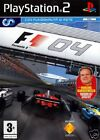 Videogame Formula One 2004 PS2