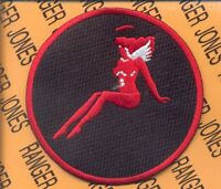 USAF 36th Fighter Squadron FS Chick Angel pocket patch