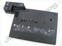 IBM Lenovo ThinkPad T60p T61 Advanced Docking Station Port Replicator 1 Key