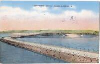 Arrowhead Bridge Duluth Superior Minnesota Wisconsin MN WI Postcard