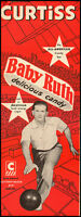 Vintage ad for CURTISS-Baby Ruth-The All-Ammerican Candy Bar (060612)