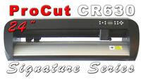 Vinyl Cutter Sticker Plotter Decal Sign Machine Creation ProCut CR0630VDR