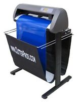 Vinyl Cutter Sticker Plotter Decal Sign Machine Creation ProCut CR0730VBR