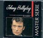 CD COMPIL 16 TITRES--JOHNNY HALLYDAY--MASTER SERIE VOL 1