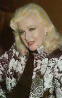 Ginger Rogers, Dancer + Actress Movies with Fred Astaire Original 1980s Postcard