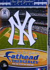 FATHEAD 12 NY Yankees Baseball Trading Cards Wall Decals Room Decor Stickers NEW