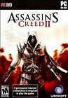 Assassin's Creed 2 II PC Video Game Windows 7 Vista XP