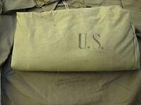 US Army Zeltplane Original Depot USMC Marines Navy Seals Vietnam Tent WWII WK2